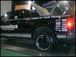 BiamondBack Truck Covers