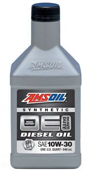 OE 10W-30 Synthetic Diesel Oil (OEC)